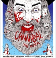 Cannibal the Musical print by CODY SCHIBI SCREENING/EVENT info!