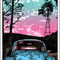 Texas VW Classic 2014 print- now available!