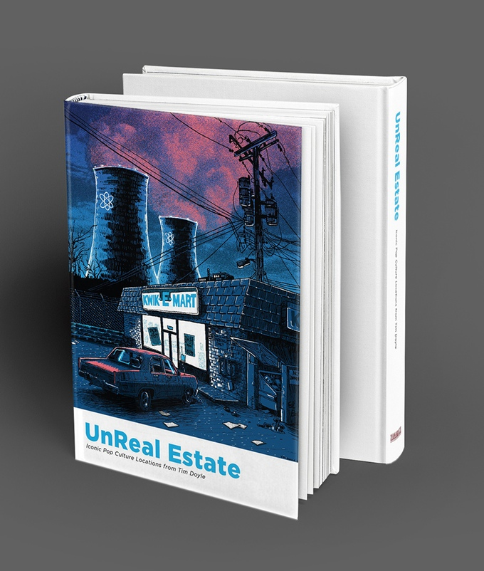 unreal estate book