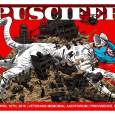 PUSCIFER by Doyle-on Sale Tuesday 4/19 at 2pm Central!