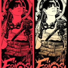 FURIOSA print by Josh Budich!