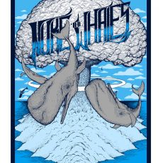 NUKE THE WHALES! Art print by Daniel Aranda