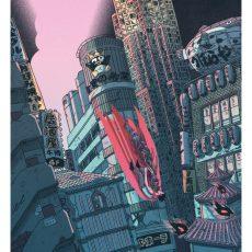 Flatstock SXSW Exclusive print by Yin Shian Ng!