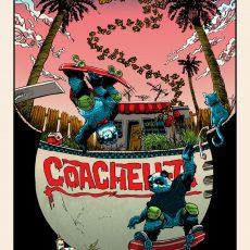 Coachella 2017 prints by Doyle- on sale Monday 4/24