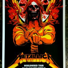 NAKATOMI x METALLICA- Foxborough by BUDICH!