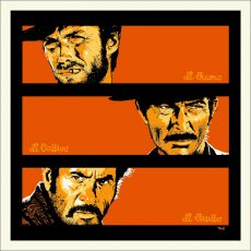 """The Good, The Bad, And The Ugly"" by BILLY PERKINS!"