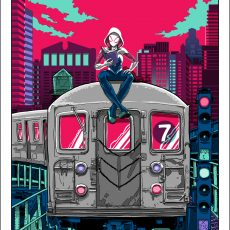 New York Comic Con- SPIDER GWEN by Doyle, and more exclusives!
