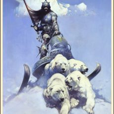 FRAZETTA KICKSTARTER- 48 hours left to pledge!