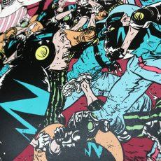 ZOOBALL by Paul Pope! Now on Sale- plus BONUS print!