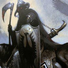 Frazetta UPDATE- Death Dealer and Silver Warrior in hand! Still time to get one!
