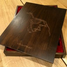 WRIGHTSON- Cycle of the Werewolf WOOD BOX- final 2 sets