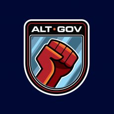 ALT-GOV Patch Sets! One week only! Join the Resistance!