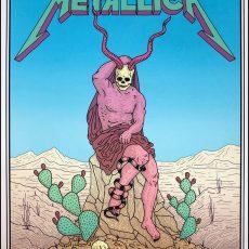 METALLICA- El Paso by Tyler Skaggs!