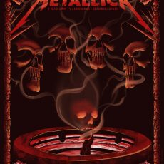 METALLICA- Madrid by Neal Williams!