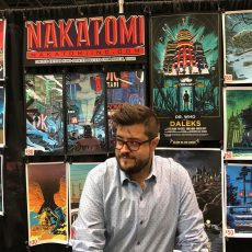 NAKATOMI at BookExpo NYC June 1-2! Booth #2731