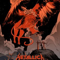 METALLICA- Final Leg Begins! Bucharest by Zi Xu!