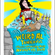 Weird Al- Vancouver by C.S. Jennings!