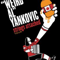 "WEIRD AL- ""Canadian Idiot"" by Andrew Swainson!"