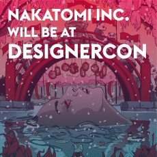 NAKATOMI at DesignerCon Nov 22-24, 2019!