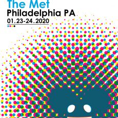 Gigposters for THE MET- Deadmau5 by Doaly + Greta Van Fleet by Philips!