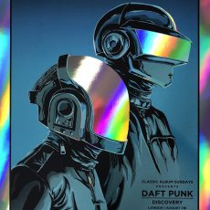 Daft Punk Discovery- back on site, and takes over Test Print Tuesday!