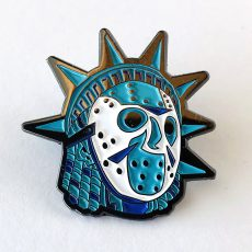 Happy Friday the 13th! New pins to celebrate the horrorshow of 2020!