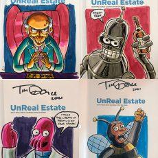 ALERT! UnReal Estate Puzzle Kickstarter- only 3 days left!