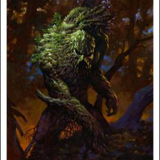 """""""Into the Swamp"""" a new 50th anniversary print from the Wrightson archive! 6/16 2pm Central"""